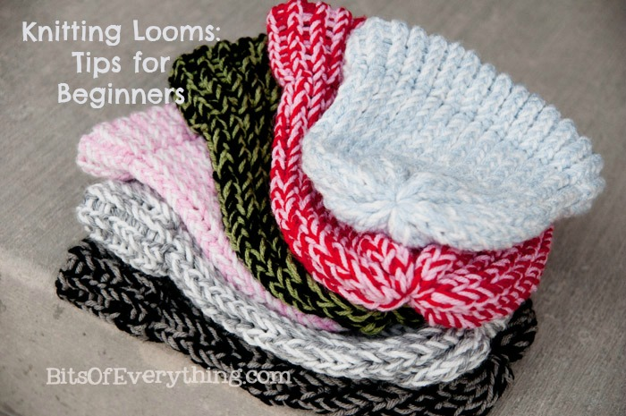 Loom Knitting For Kids : Knitting loom hats tips for beginners page of