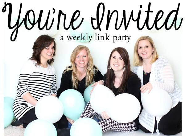 You're Invited | Weekly Link Party 4