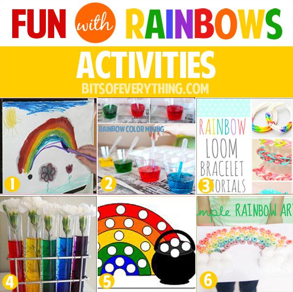 rainbows-activities