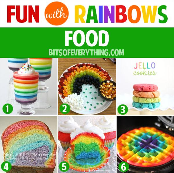 rainbows-food
