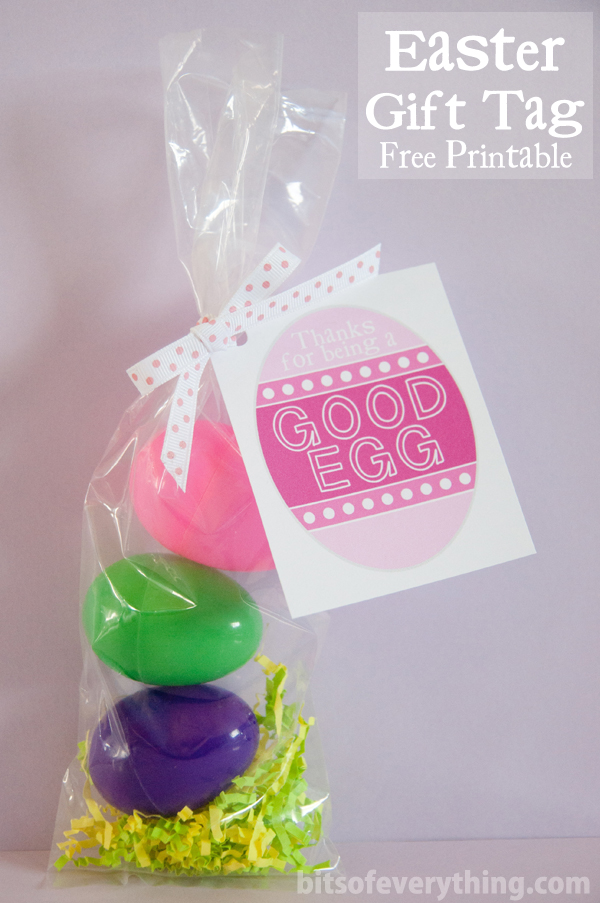 Quick and easy easter gifts bits of everything put a little grass and your easter eggs into a plastic bag this is a great deal on a huge bag of plastic eggs negle Choice Image