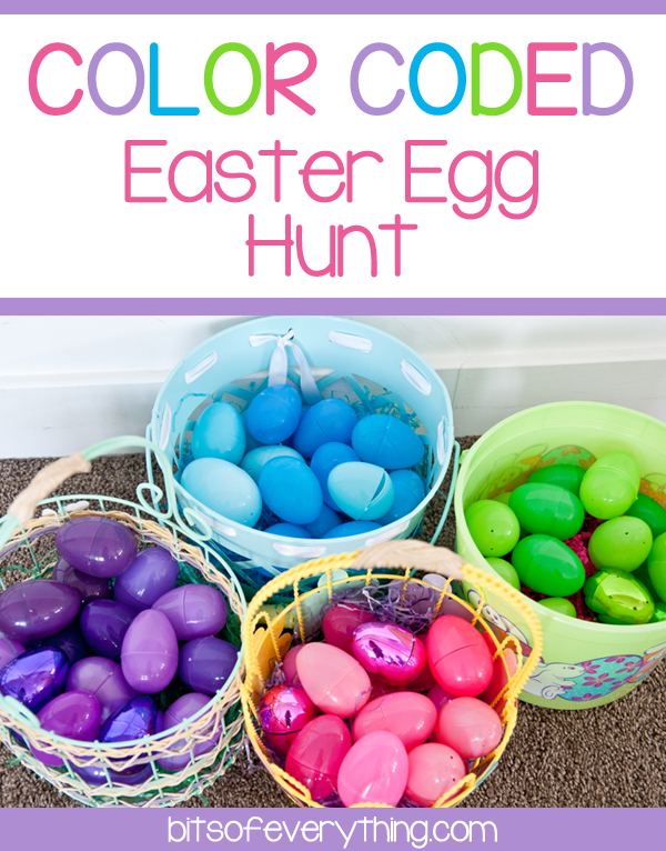 Easter Egg Hunt For Younger Kids Bits Of Everything