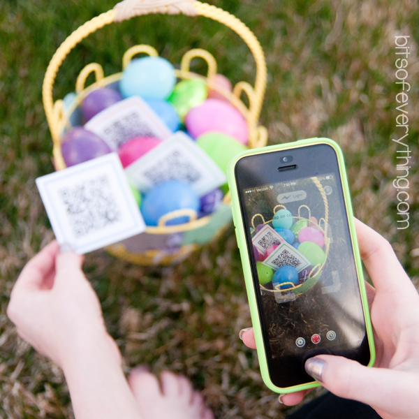 Smart Phone Egg Hunt2