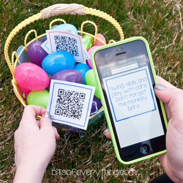 Smart Phone Egg Hunt3