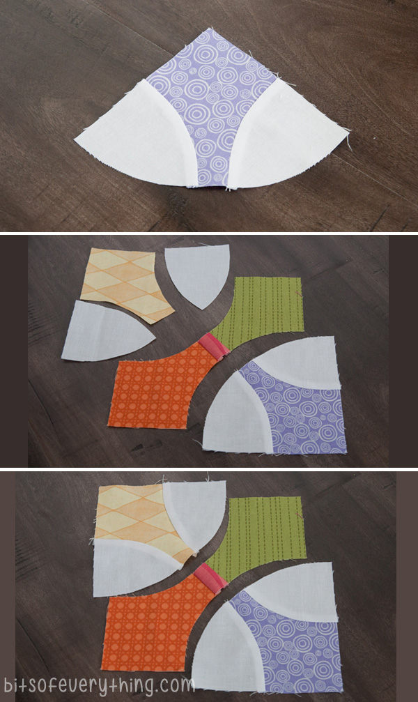 Flowering Snowball Quilt Tutorial Bits Of Everything