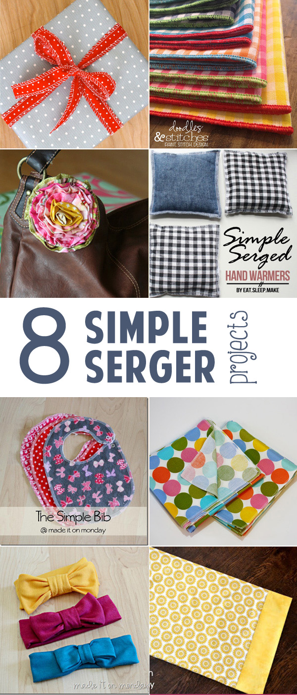 Simple-Serger-Projects