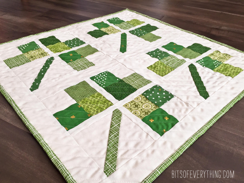 Green Table Runner2